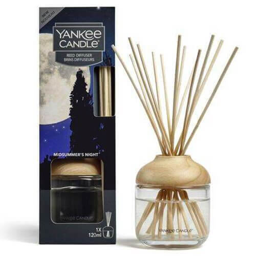 New Reed Diffuser Midsummers Night von Yankee Candle