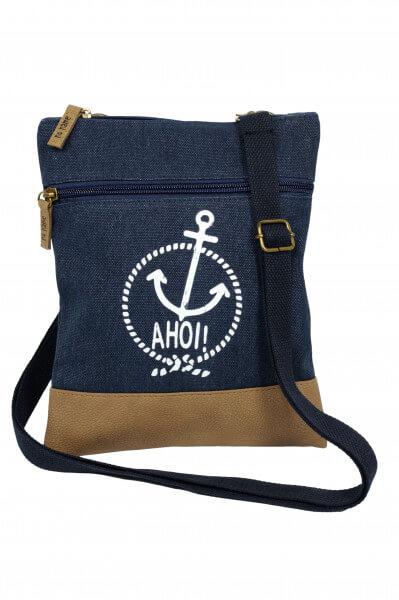 Crossbag Ahoi navy 218