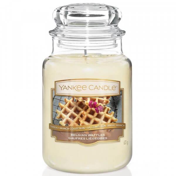 Belgian Waffles 623g von Yankee Candle online bestellen