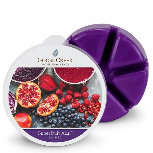 Goose Creek Candle Superfruit Acai 59g