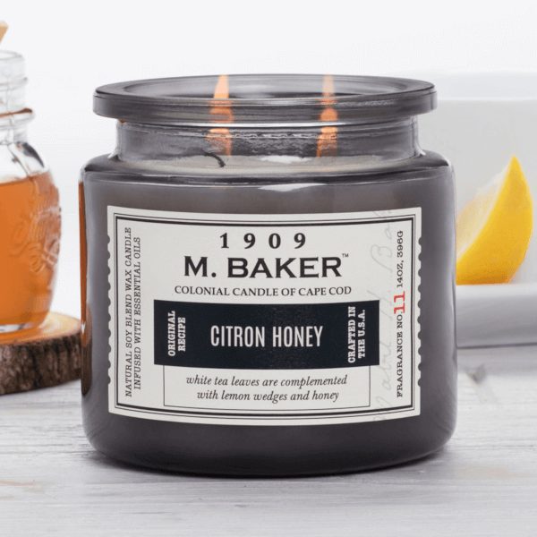 Duftkerze Citron Honey - 396g
