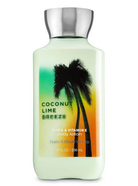 Body Lotion - Coconut Lime - 236ml