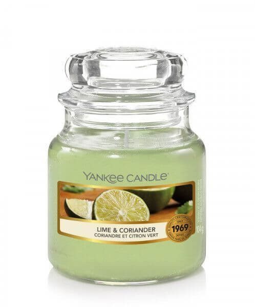 Yankee Candle Lime & Coriander 104g