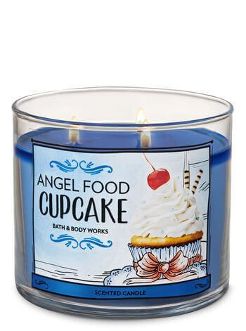 Angel Food Cupcake 411g