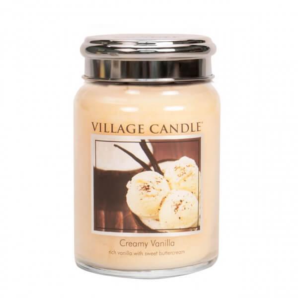 Creamy Vanilla 602g (Chrome)