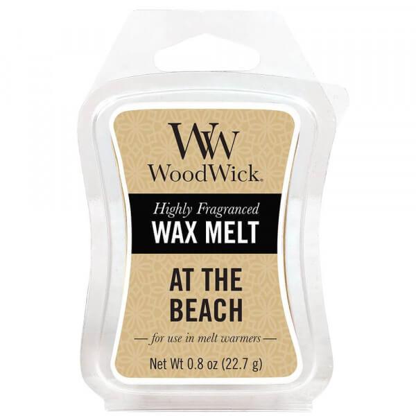 At the Beach Wax Melt 22,7g von Woodwick