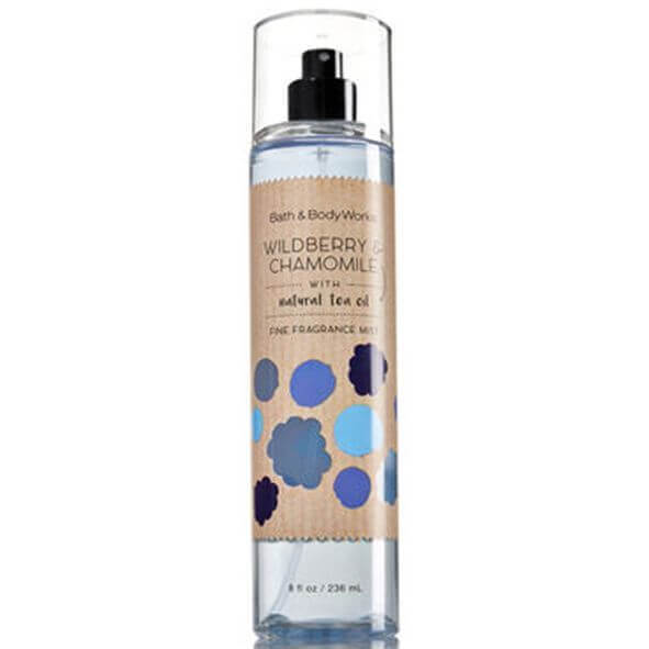 Bath & Body Works - Wildberry & Chamomile Bodyspray