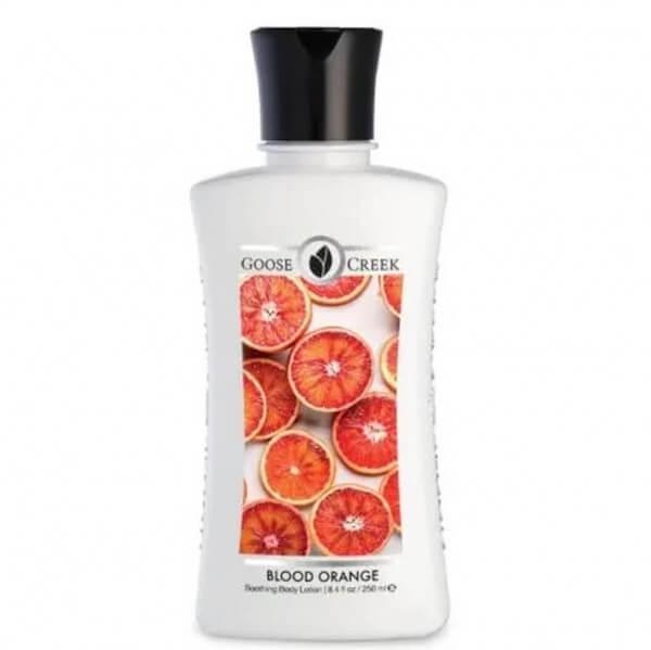 Body Lotion - Blood Orange - 250ml Goose Creek Candle