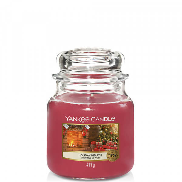 Holiday Hearth (Hero) 411g von Yankee Candle