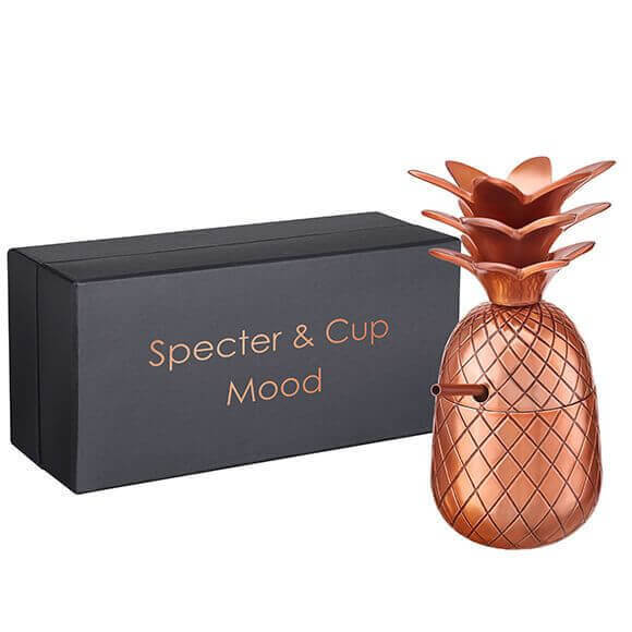 Specter & Cup - Mood B Ananas mit Box