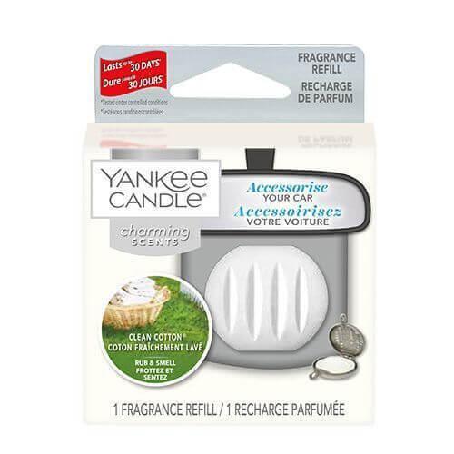 Yankee Candle - Clean Cotton Duft-Nachfüller