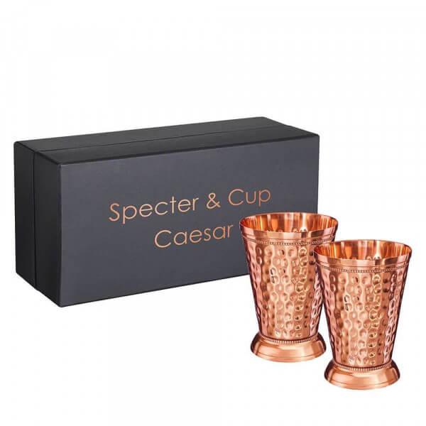 Specter & Cup - Caesar 2 Kupferbecher im Set