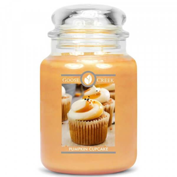 Pumpkin Cupcake 680g von Goose Creek Candle