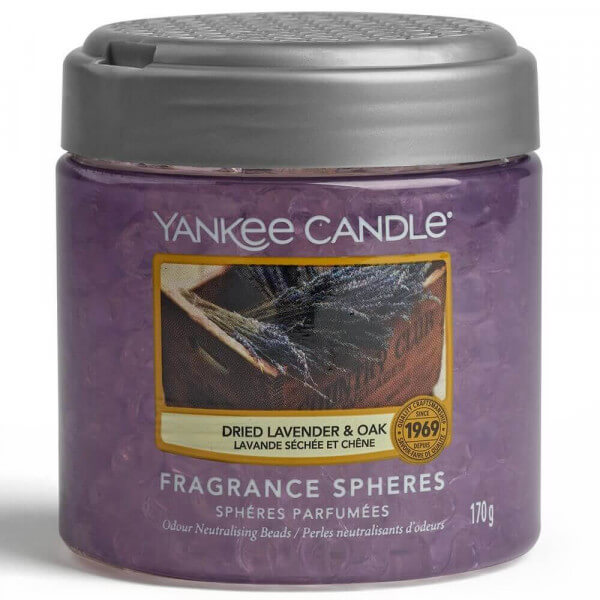 Dried Lavender & Oak Fragrance Spheres 170g