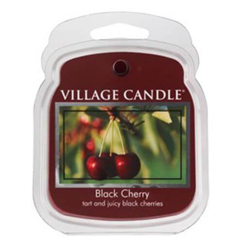 Village Candle Black Cherry 62g