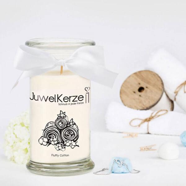 JuwelKerze Fluffy Cotton (Armband) 380g