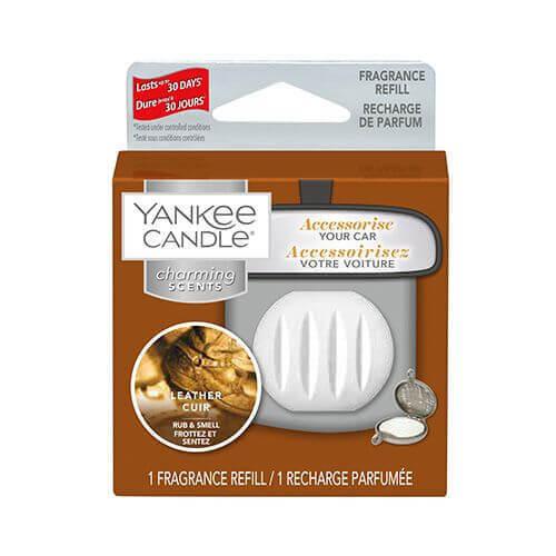 Yankee Candle - Leather Duft-Nachfüller