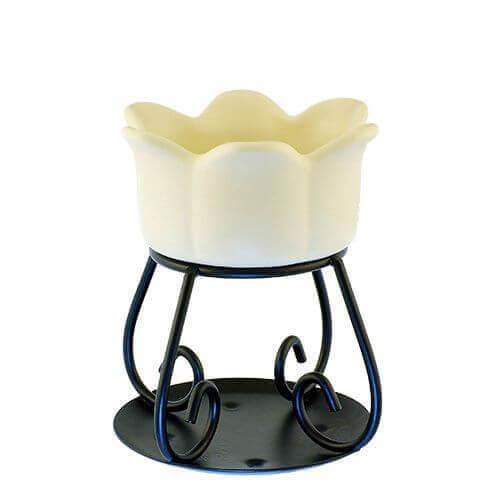 Yankee Candle Duftlampe Petal Bowl Cream