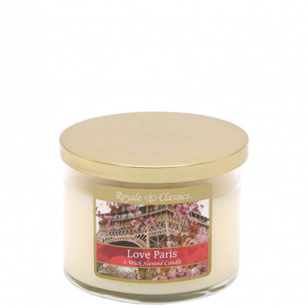 Love Paris 326g von Candle-Lite