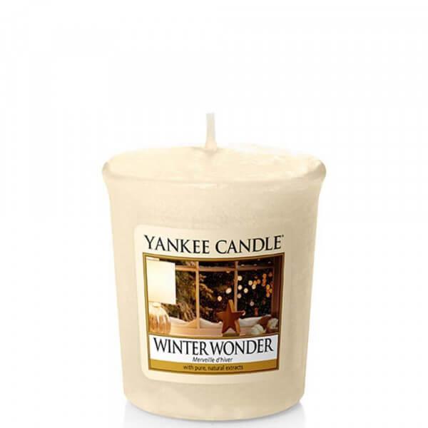 Winter Wonder 49g Votivkerze von Yankee Candle
