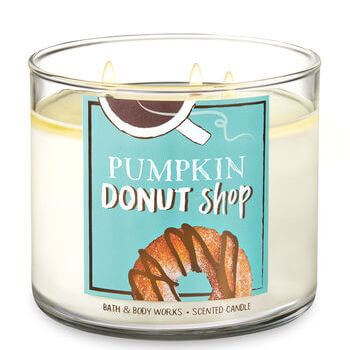 Pumpkin Donut Shop 411g