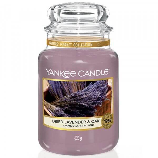 Dried Lavender & Oak 623g von Yankee Candle