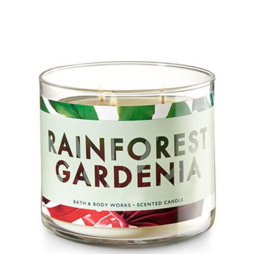 Bath & Body Works Rainforest Gardenia 411g