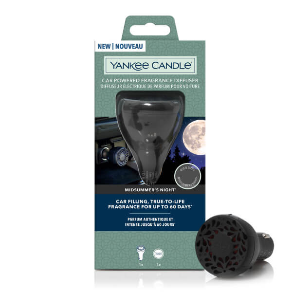 Midsummers Night Car Powered Fragrance Diffuser