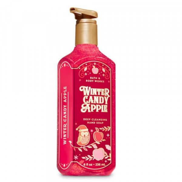 Winter Candy Apple 236ml Handpeeling von Bath and Body Works