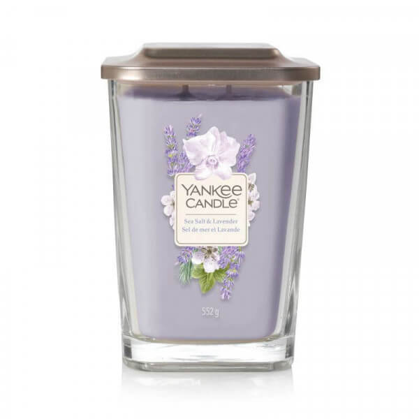 Yankee Candle Sea Salt & Lavender 552g