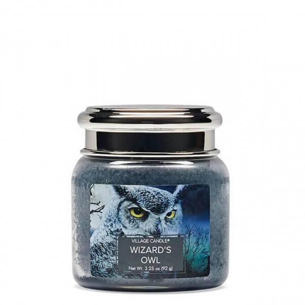 Wizard's Owl (Fantasy Jar) 92g (Chrome)