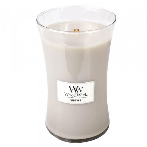 Warm Wool 610g von Woodwick