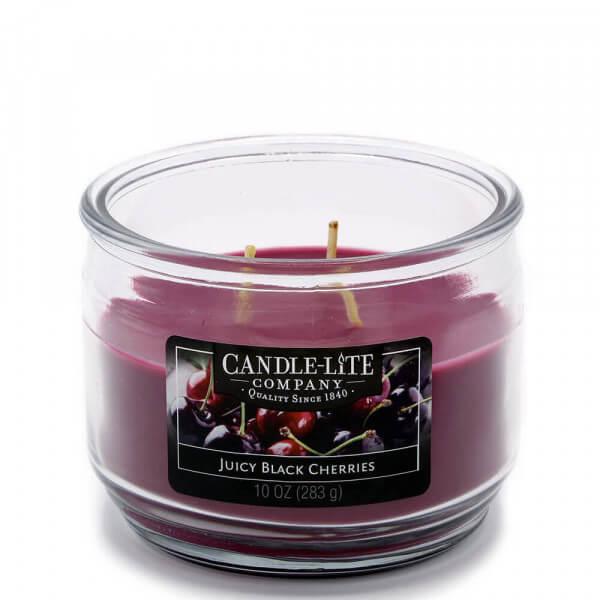 Juicy Black Cherries 283g von Candle-Lite