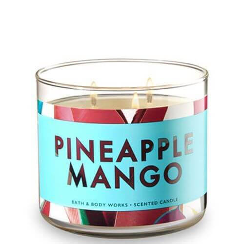 Bath & Body Works - Pineapple Mango 411g