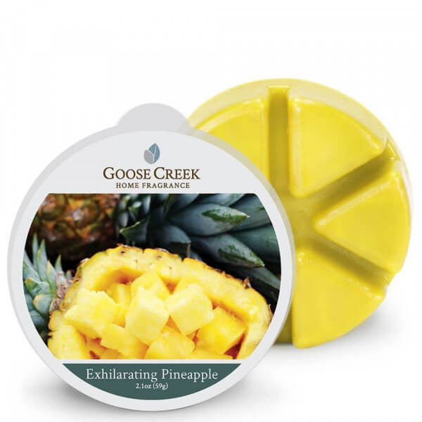 Goose Creek Candle Exhilarating Pineapple 59g