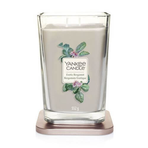 Exotic Bergamot 552g - The Elevation Collection - Yankee Candle