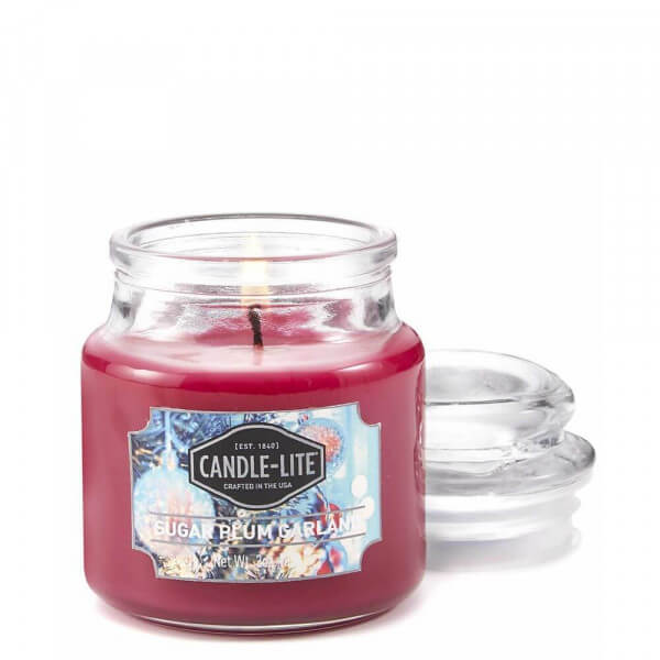 Sugar Plum Garland 85g von Candle-Lite