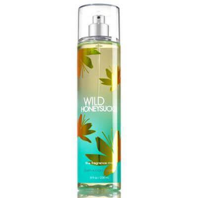 Bath & Body Works - Wild Honeysuckle Bodyspray 236ml