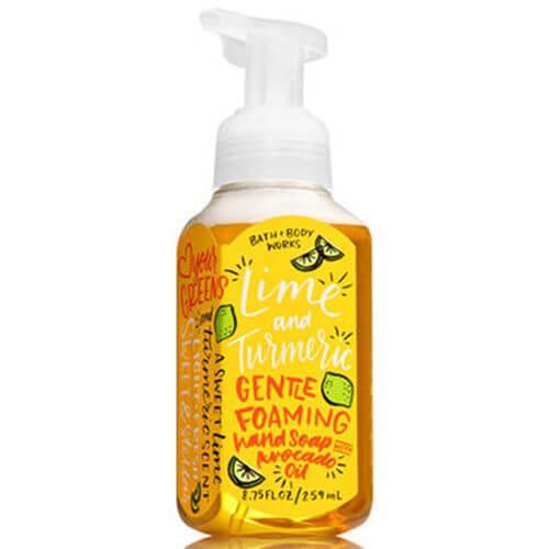 Bath & Body Works Lime and Turmeric 259ml