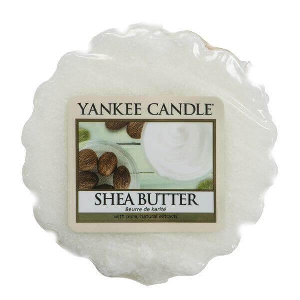 Yankee Candle Tart Shea Butter 22g