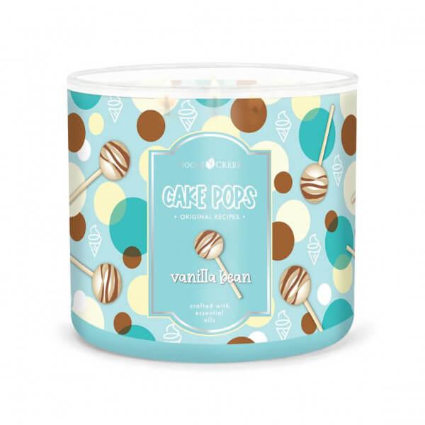 Vanilla Bean Cake Pop 411g (3-Docht)