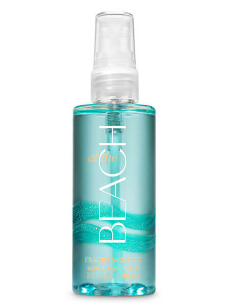 Body Spray - At the Beach (Travel Size) - 88ml
