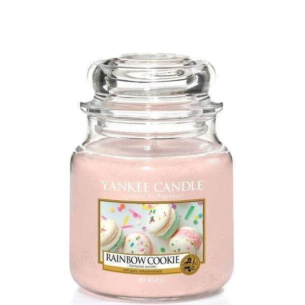 Rainbow Cookie 411g - Yankee Candle