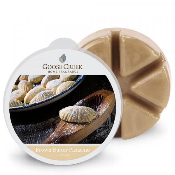 Goose Creek Brown Butter Pistachio 59g