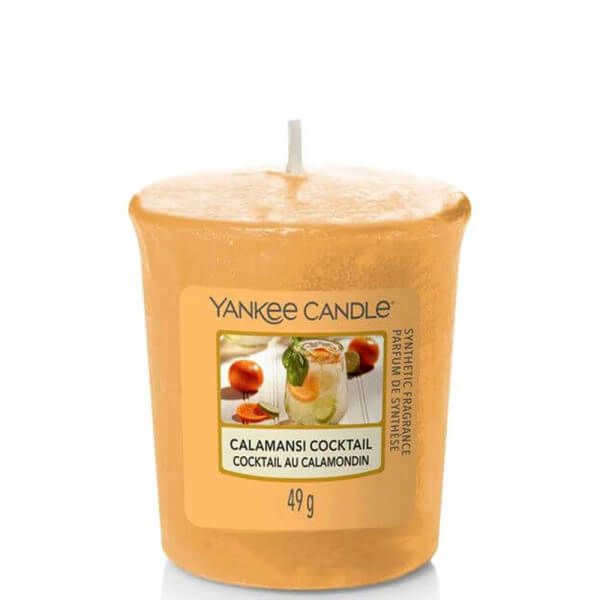 Calamansi Cocktail 49g Votivkerze von Yankee Candle