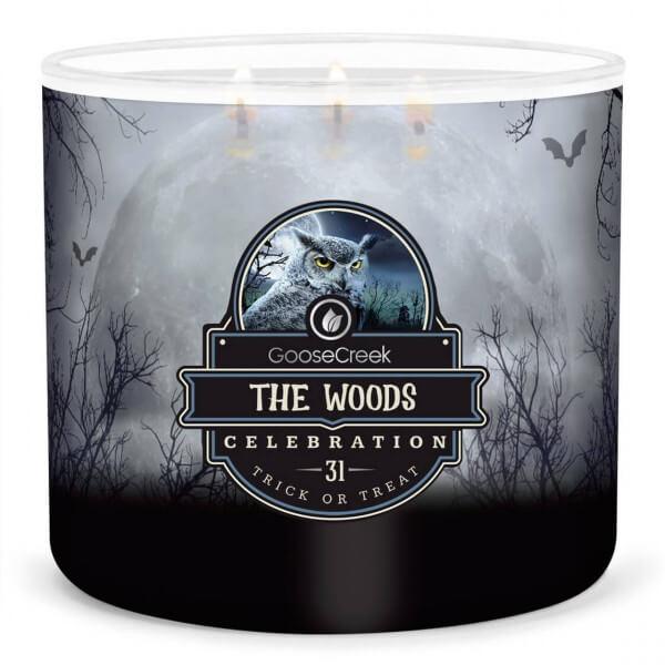 The Woods 411g (3-Docht)