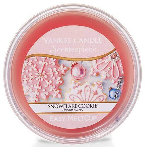Yankee Candle Snowflake Cookie 61g