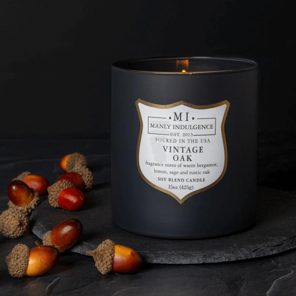 Duftkerze Vintage Oak - 425g