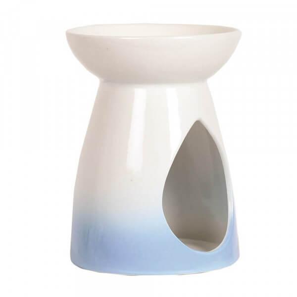 Duftlampe Blue Teardrop