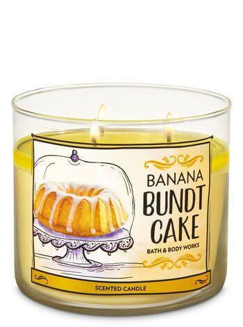 Banana Bundt Cake 411g